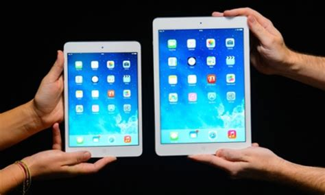 Apple Officially Unveils iPad Air 2 and iPad Mini 3, Pre