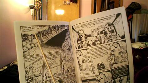 Me Reading The 'My Friend Dahmer' Comic To You (part 1 of