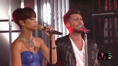 Maroon 5 ft Rihanna If I Never See Your Face AgainFNMTV