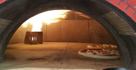 Gas Fired Pizza Oven | Commercial Gas Oven | Forno Bravo