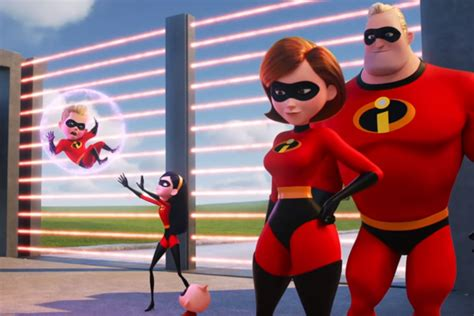 """Chrysler Teams Up with """"The Incredibles"""" to Promote the"""