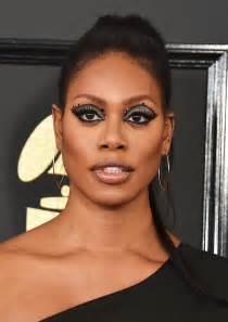 [PHOTOS] Laverne Cox's Grammys Hair & Makeup — See Her