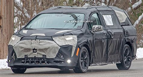 2021 Toyota Sienna Grows In Size As It Prepares To Battle
