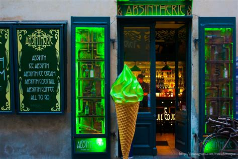 Absinthe in Prague: where to buy and drink the spirit