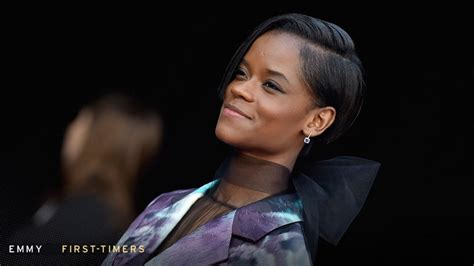 'Black Panther' Star Letitia Wright Still Hasn't Watched
