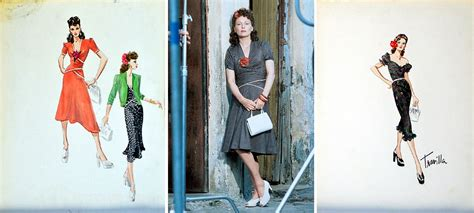 50 Years of Film and Fashion - Travilla Style