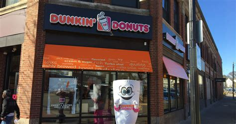 Is Dunkin' Brands heading for a leadership change?