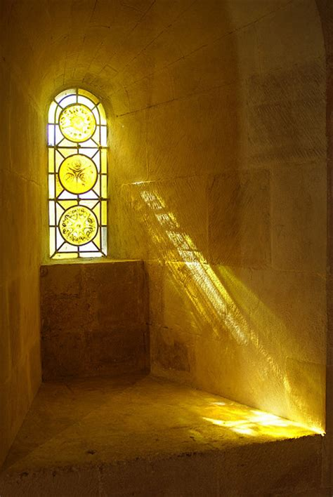 Heaven can wait : Like a Stained Glass Window