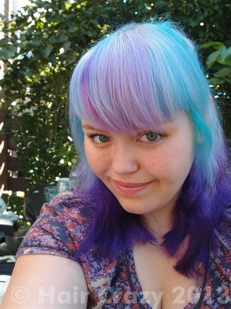 How To Dye Your Hair Pastel Colours - HairCrazy