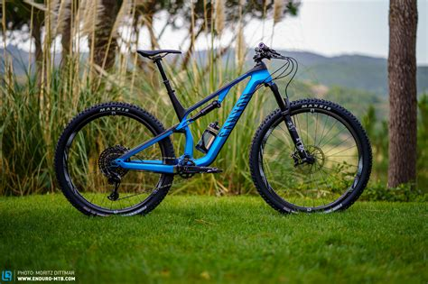 First Ride Review: Canyon Neuron CF 2019 – All new 29er