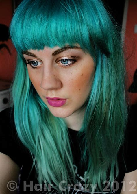 ceedling's Punky Colour - Turquoise (Punky) hair