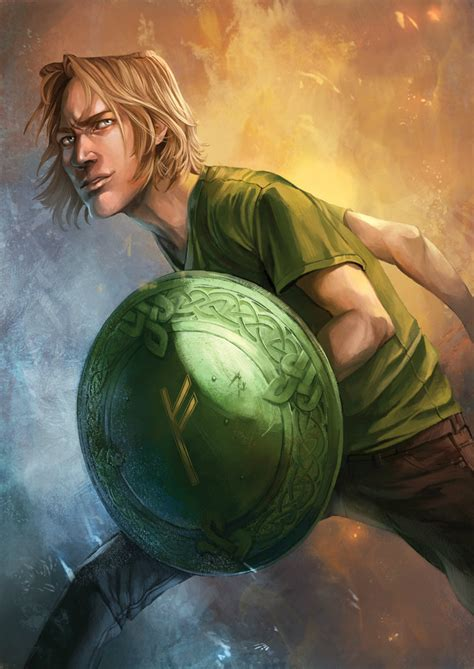 Magnus Chase   Heroes Wiki   FANDOM powered by Wikia