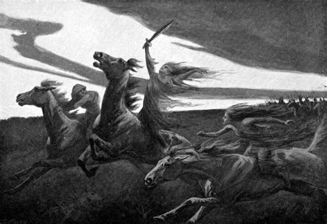Valkyries - Norse Mythology for Smart People