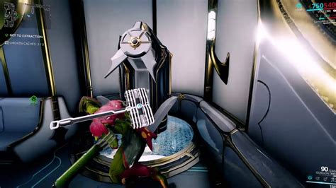 Finding all three Orokin Caches in Warframe (don't