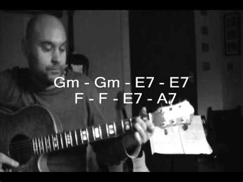 You know I'm no good (Trouble) By Amy Winehouse - Guitar