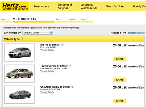 Save Money On Car Rentals With Zalyn