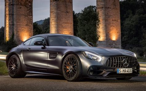 2017 Mercedes-AMG GT C Edition 50 - Wallpapers and HD