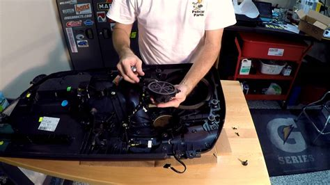 How to Remove and Replace a Porsche 997 Door Panel, and