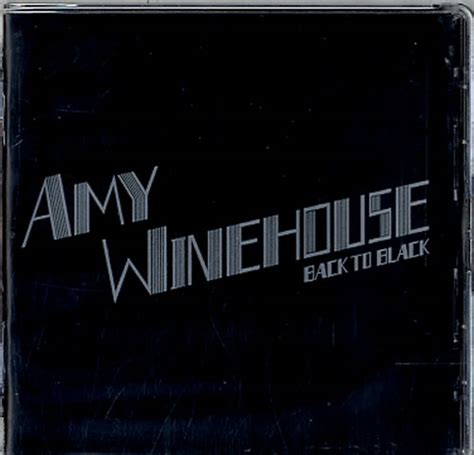 Amy Winehouse Back To Black - Deluxe Edition UK 2 CD album